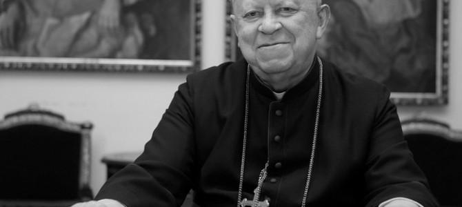 Zaproszenie na wieczór wspomnień o ks. abp Ignacym Tokarczuku