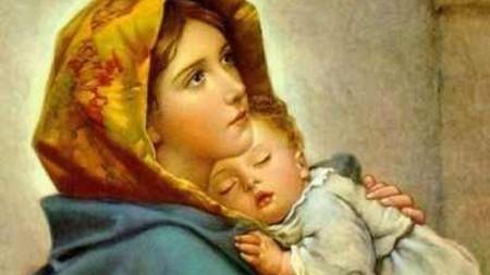 """""""Pod twoją obronę uciekamy się Święta Boża Rodzicielko…"""""""